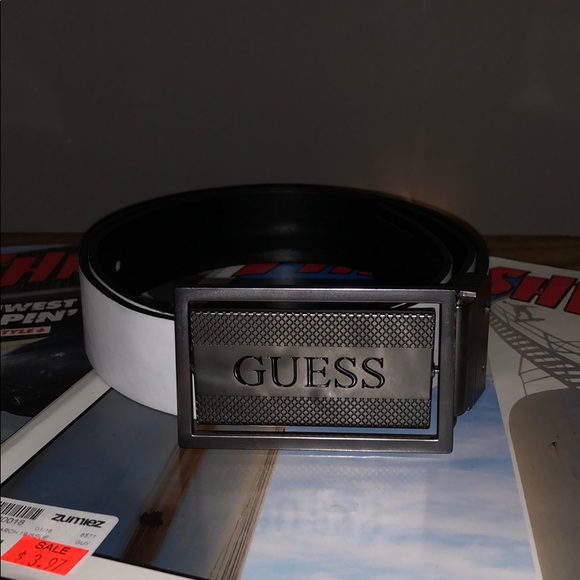 Guess Other - Guess reversible belt